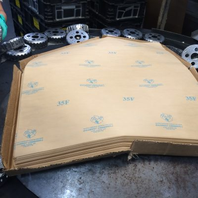 VCI Paper Sheets