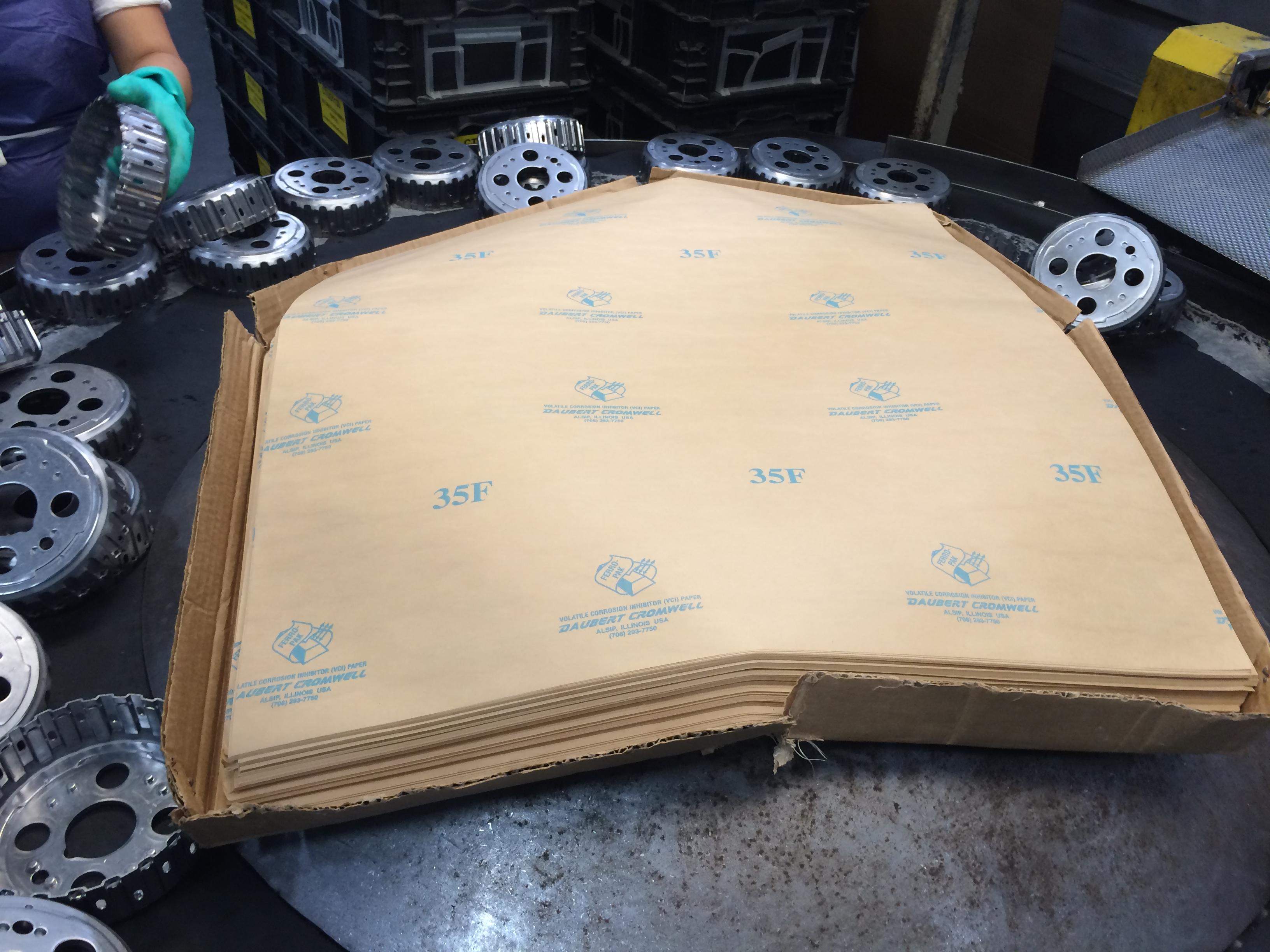 VCI Paper Sheets