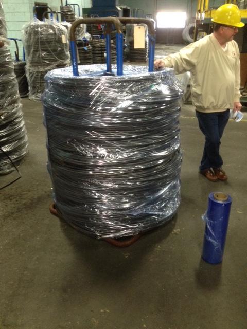 VCI Stretch Film | VCI Stretch Wrap | Anti-Corrosion FIlms