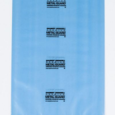 Corrosion protection Premium Metal Guard VCI Poly Bags flat