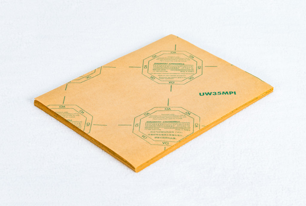 Uniwrap MPI VCI Paper prevent corrosion keep industrial parts corrosion-free