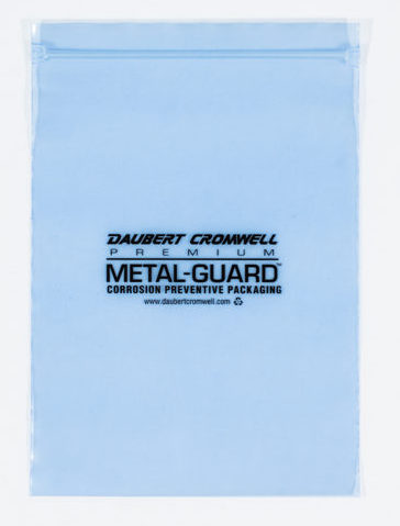 Premium Metal Guard VCI Bag Recloseable 8x10