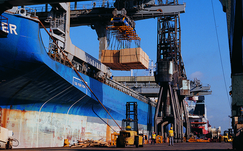 Industries Served - Export Shipping