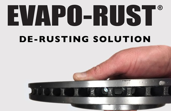 Evapo-Rust De-Rusting Liquid | Soak Off Rust Remover | Non