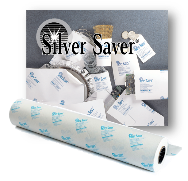silver saver anti-tarnish paper from Daubert Cromwell